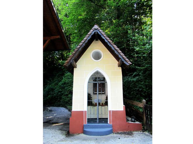Eligius Kapelle (© Annelu Wenter)