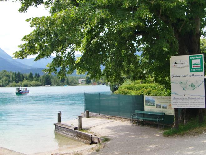 Überführ nach Abersee (© WTG)