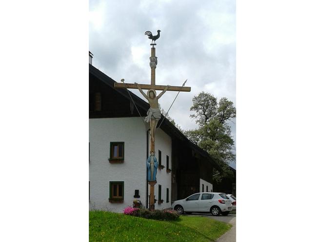 Bichl Wetterkreuz (© Annelu Wenter)