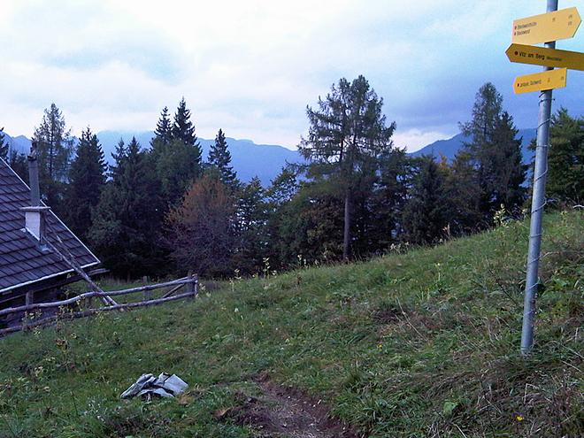 Bleckwandlalm (© Wolfgangsee Tourismus)