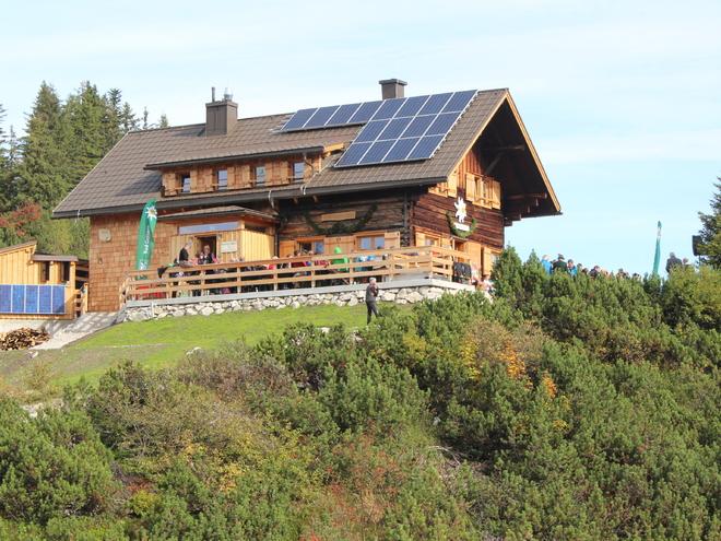Goiserer Hütte am Kalmberg (© ©TVB)