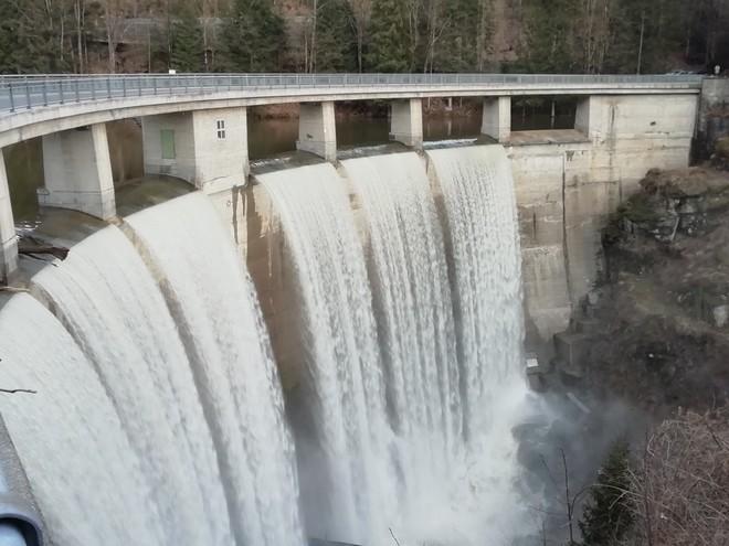 Rannastausee Wasserüberfall (© Gemeinde Neustift i.M.)