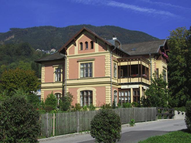 Strindberg Villa (© Tourismusverband MondSeeLand)