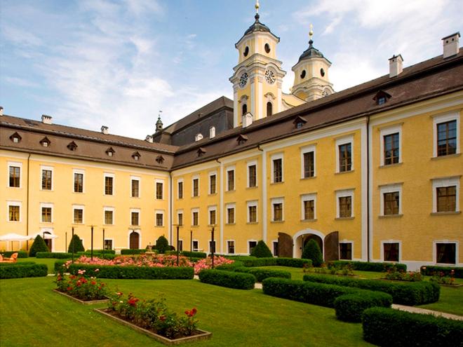 Schloss Mondsee (© Tourismusverband MondSeeLand)