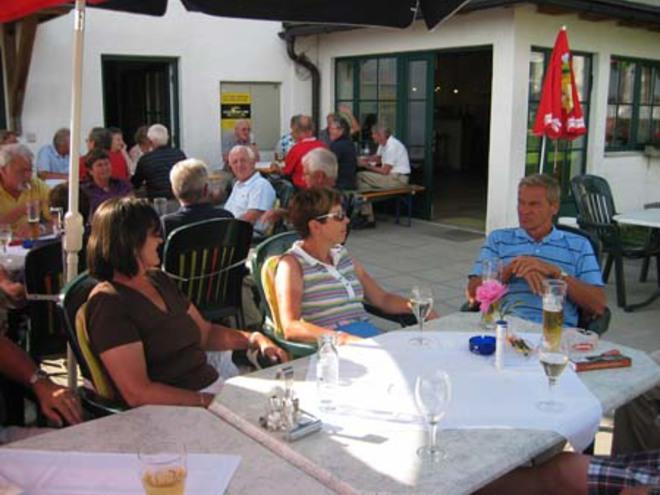 Clublokal (© GC Pfarrkirchen)