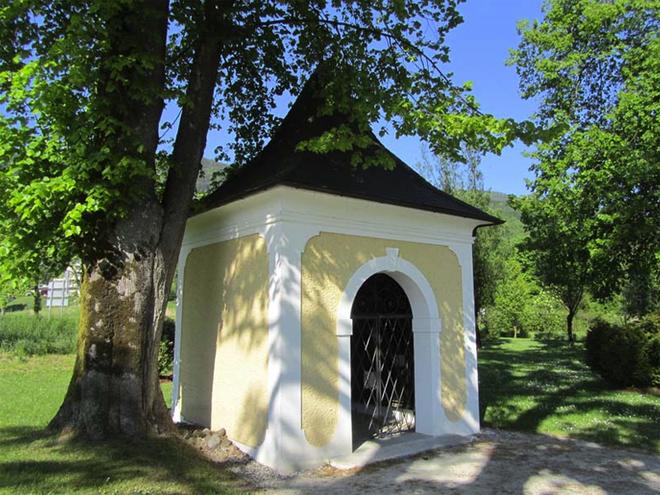 Seekapelle Hl. Nepomuk (© Tourismusverband MondSeeLand)