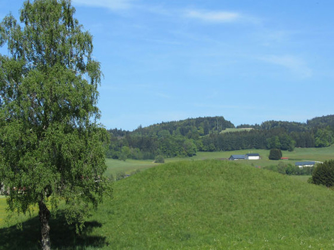 Keltenhügel Oberhofen (© www.mondsee.at)