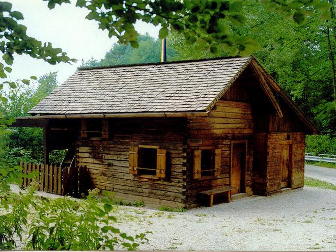 Hausmühle Steinbach am Attersee (© Ferienregion Attersee-Salzkammergut)