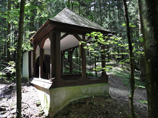 Konradkapelle (© Tourismusverband MondSeeLand)
