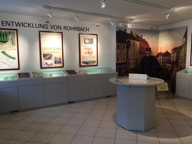 Vitrinen (© Ferienregion Böhmerwald | Krapfl)