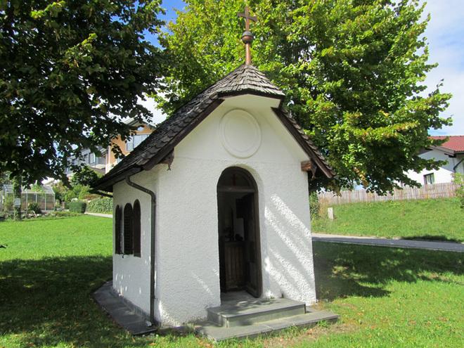 Ödmühle Kapelle (© Annelu Wenter)