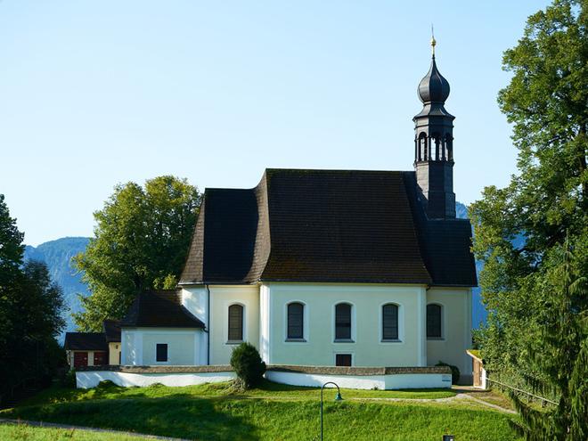 Wallfahrtskirche Mariahilf (© Matthias Winkler)