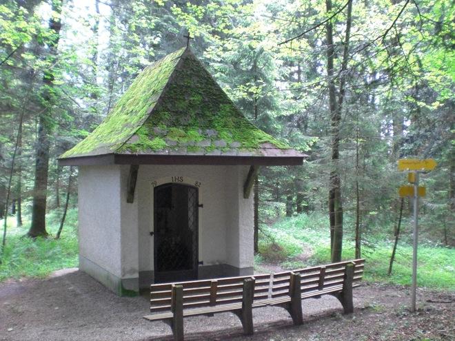 Schöffbaumer Kapelle (© Tourismusverband MondseeLand)