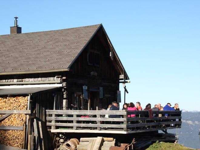 Breininghütte (© Ferienregion Dachstein Salzkammergut)