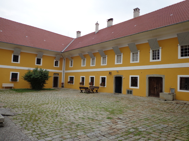 Freilichtmuseum Sumerauerhof (© Verbund Oö. Museen)