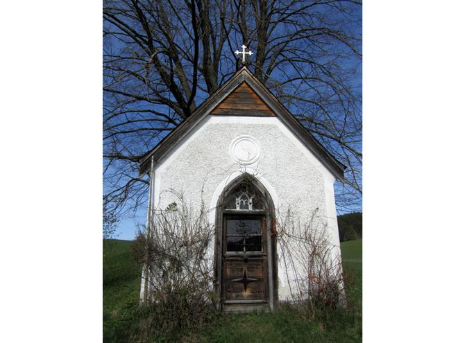 Achbauer Kapelle (© Annelu Wenter)