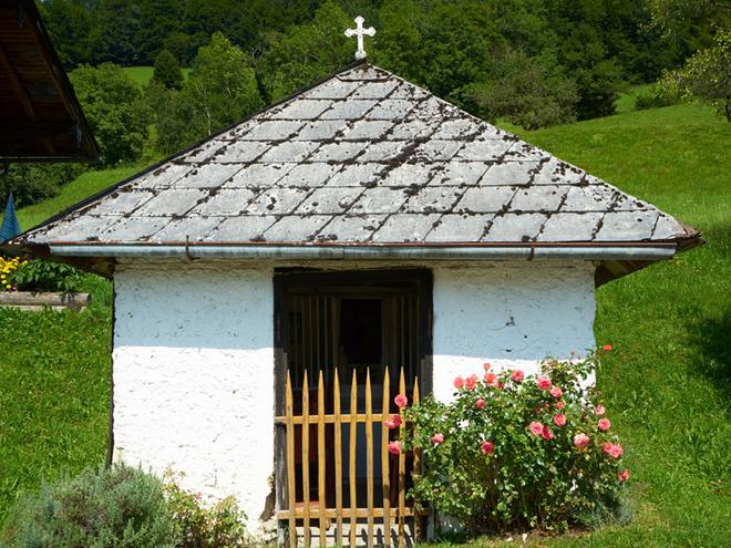Schindlauer Kapelle (© Matthias Winkler)