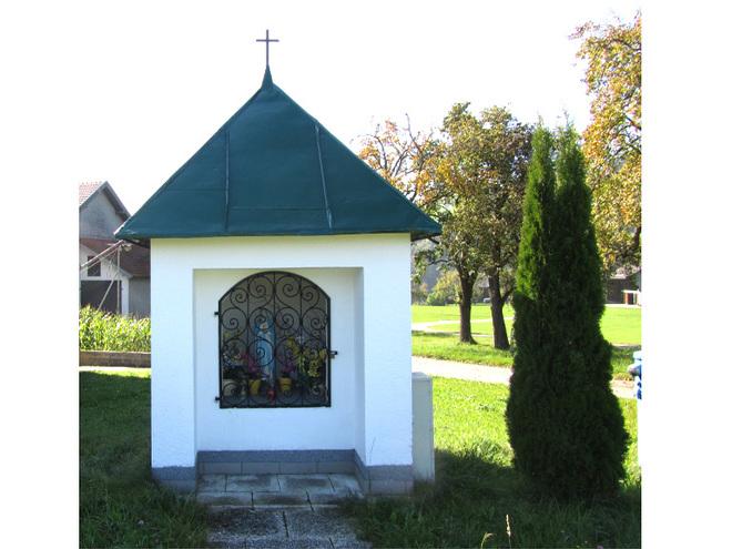 Feldinger Kapelle (© Annelu Wenter)