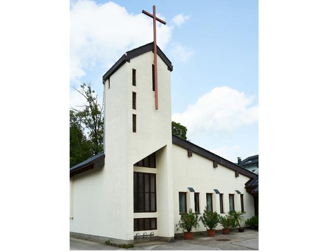 Evangelische Kirche (© Matthias Winkler)