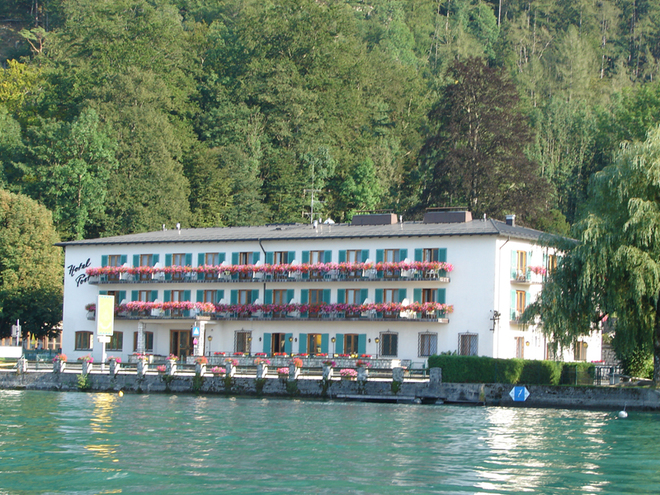 Hotel Post am Attersee in Weißenbach am Attersee (© Hotel Post am Attersee)