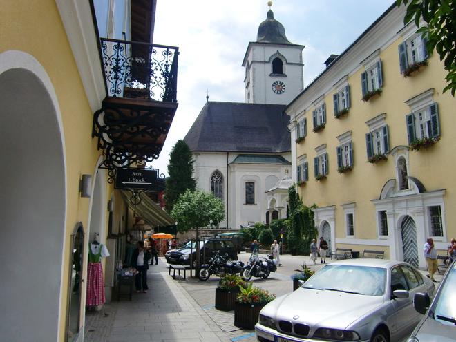Kirche zum Hl. Wolfgang (© WTG)