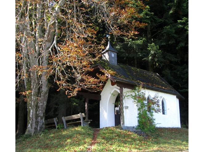 Hubertus Kapelle (© Annelu Wenter)