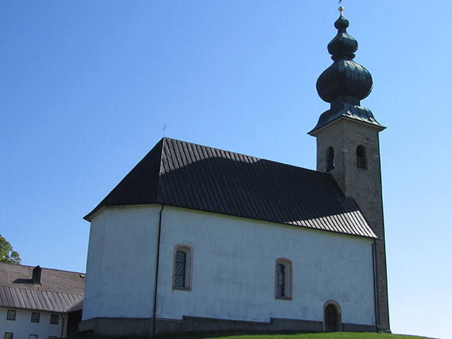 Kirche Sommerholz (© mondsee.at)
