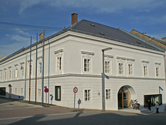 Amtshaus Tourismusbüro (© Rudolf Hagenauer)