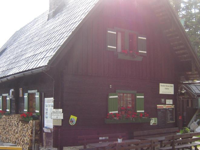 Theodor-Körner-Hütte (© Anna Thalhammer)