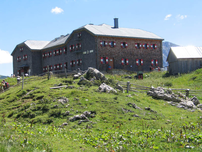 Hofpürglhütte (© Betty Jehle)