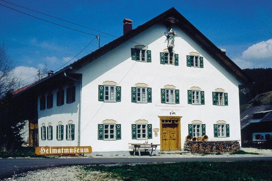 Heimatmuseum in Tannheim/Kienzen