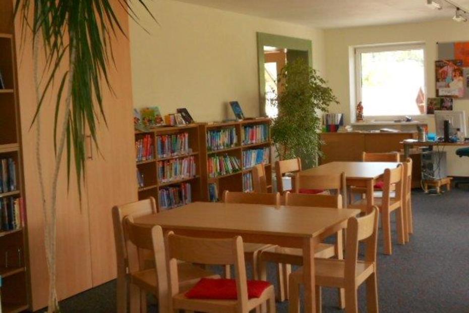 Bücherei Tannheim