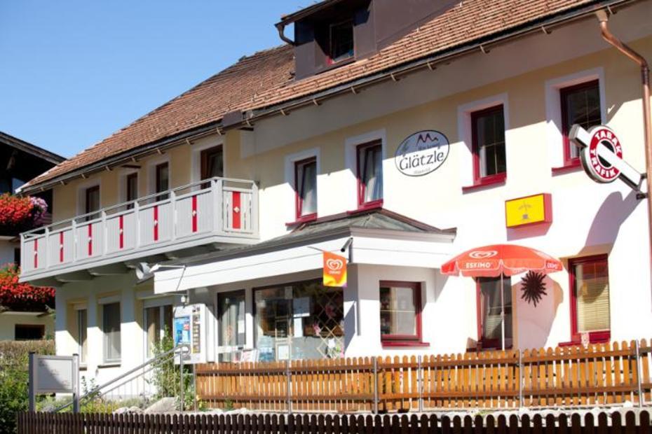 Die Bäckerei Glätzle in Zöblen