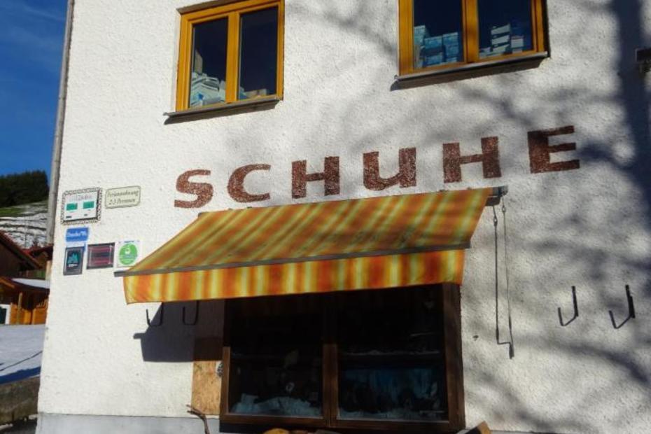 Schuhgeschäft Schneider