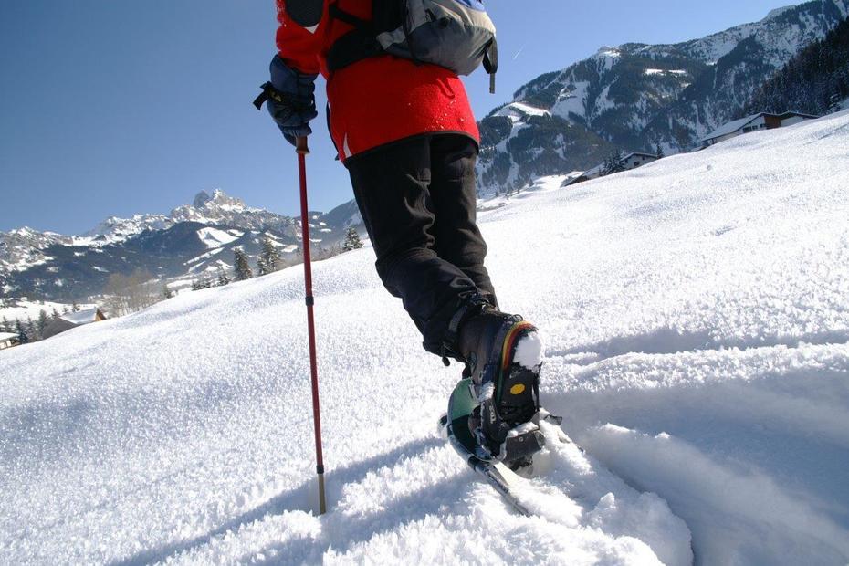 Schneeschuhwandern mit Elmar Rief