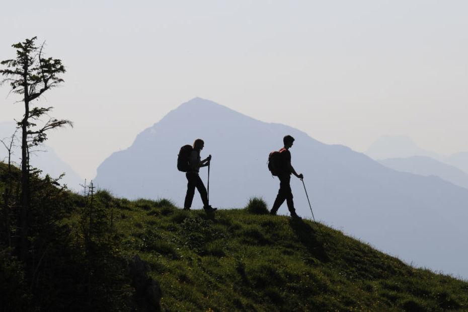 Wanderung mit den Jungholzer Bergsportführer