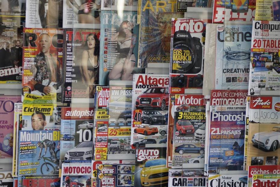Tabaktrafik-Kiosk & Zeitschriften