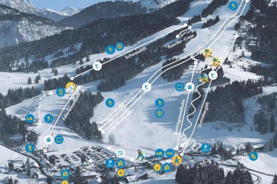Skiregion Jungholz